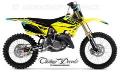 RM125-250 Banger MX Graphics