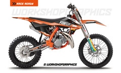 sx85 graphics kit
