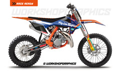 Sx85 Full Graphics kit