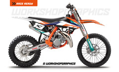 2018 85 Graphics Kits