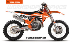Tone KTM - Graphics Kit