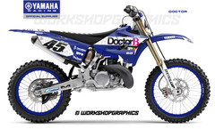 2019 YZ Doctor - Graphics Kit