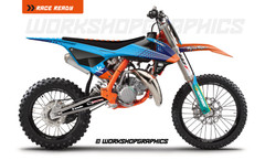 sx85 graphics kits