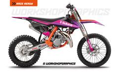 sx85 nova Full Graphics kit
