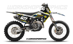 2019 FC450 Graphics kit