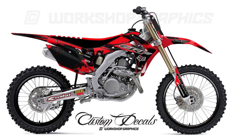 CRF450 MX Graphics