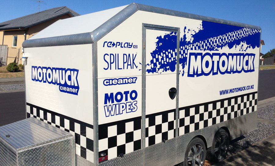 Trailer Signage  - Small