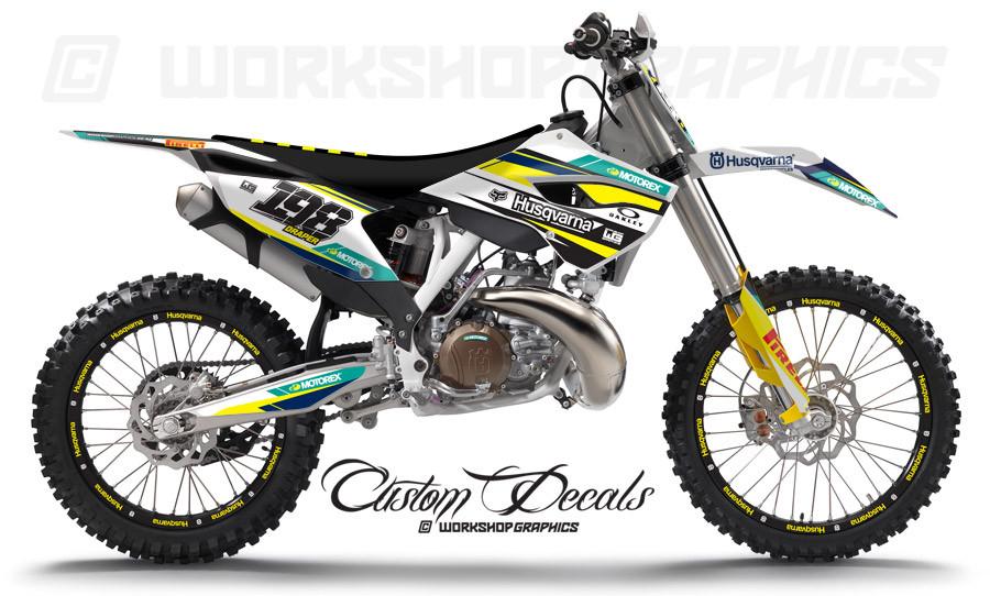 Husqvarna TC-250 MX Graphics