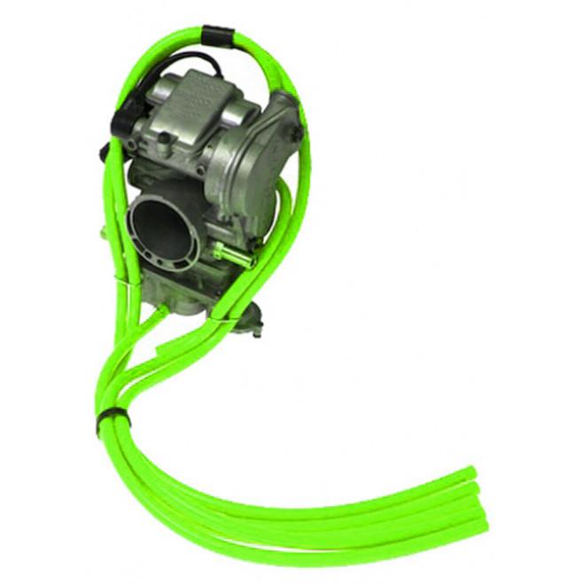 2T - Free Flow Carb Vent Kit Green