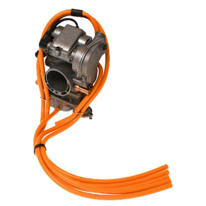 2T - Free Flow Carb Vent Kit Orange