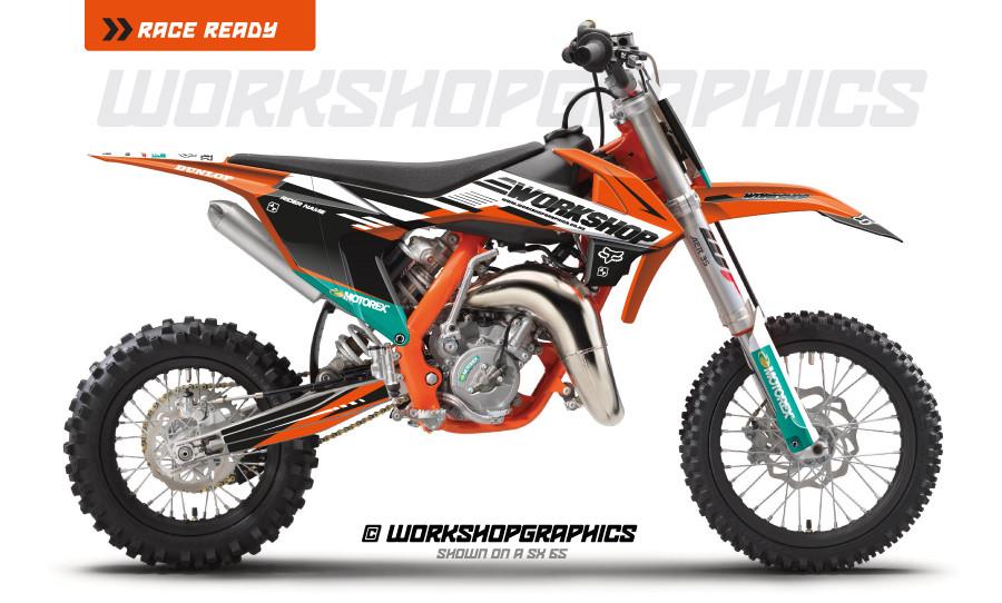 Sx65 Graphics kit