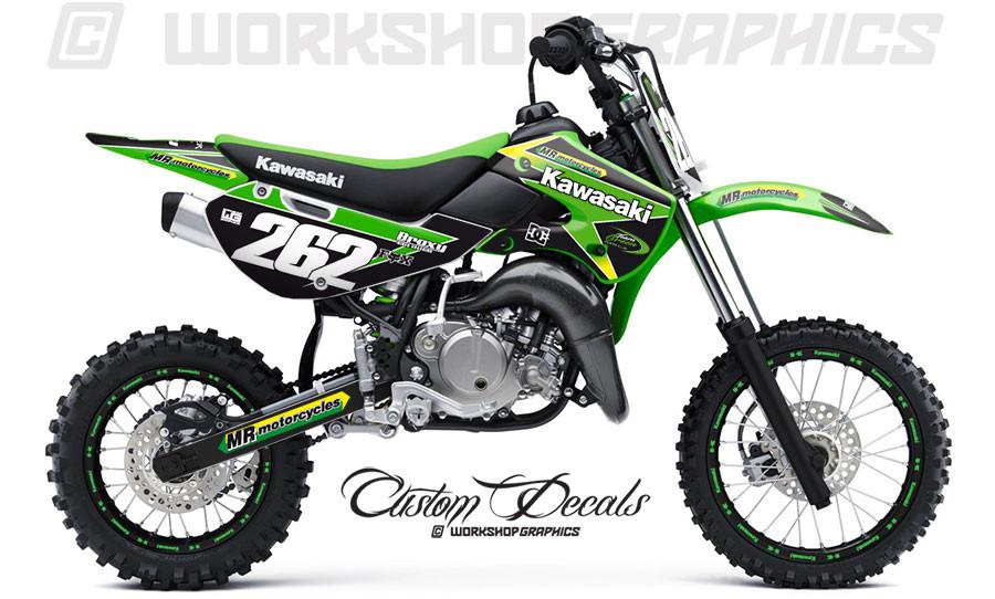 KX65 MX graphics