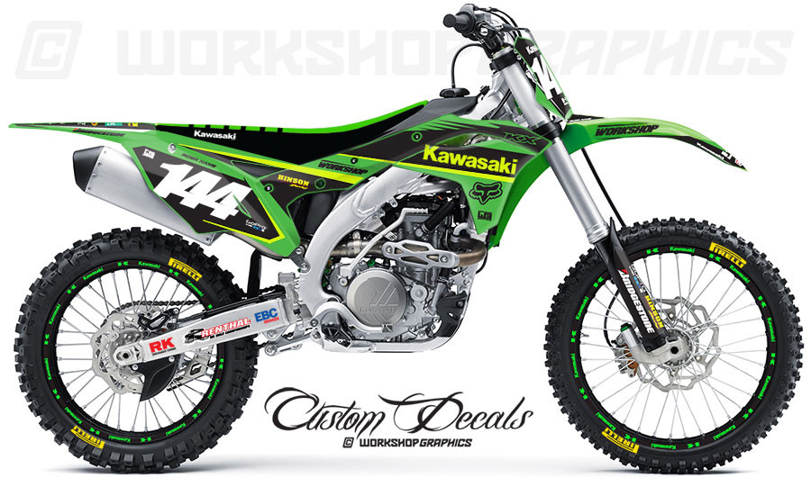 KX250 Graphics Kit