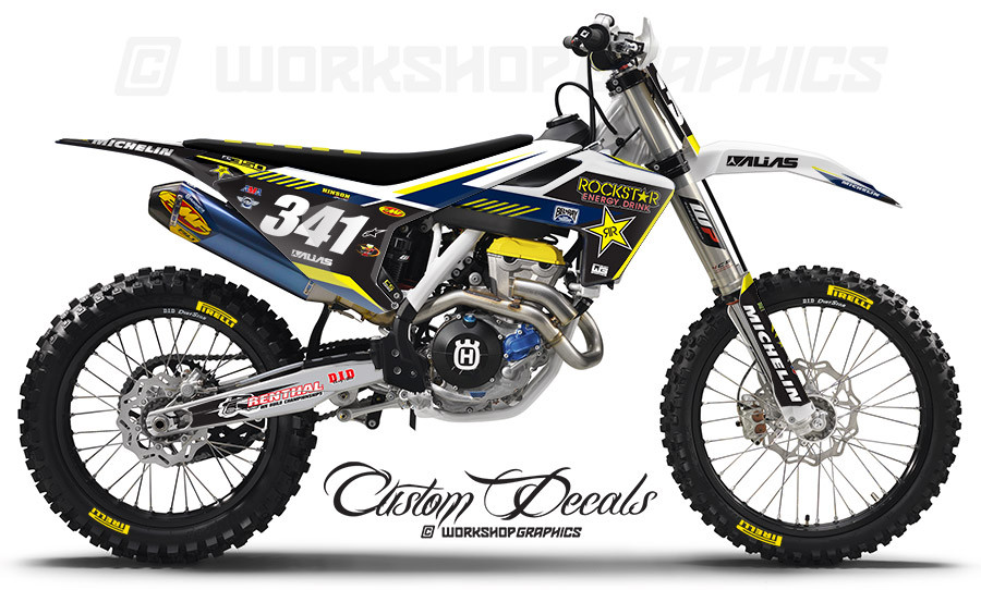 Husqvarna Graphics