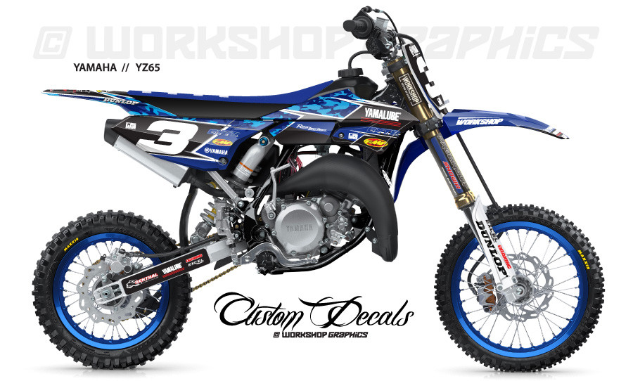 YZ65  MX Graphics Kit