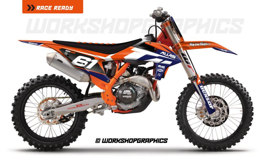 Strike KTM - Graphics Kit