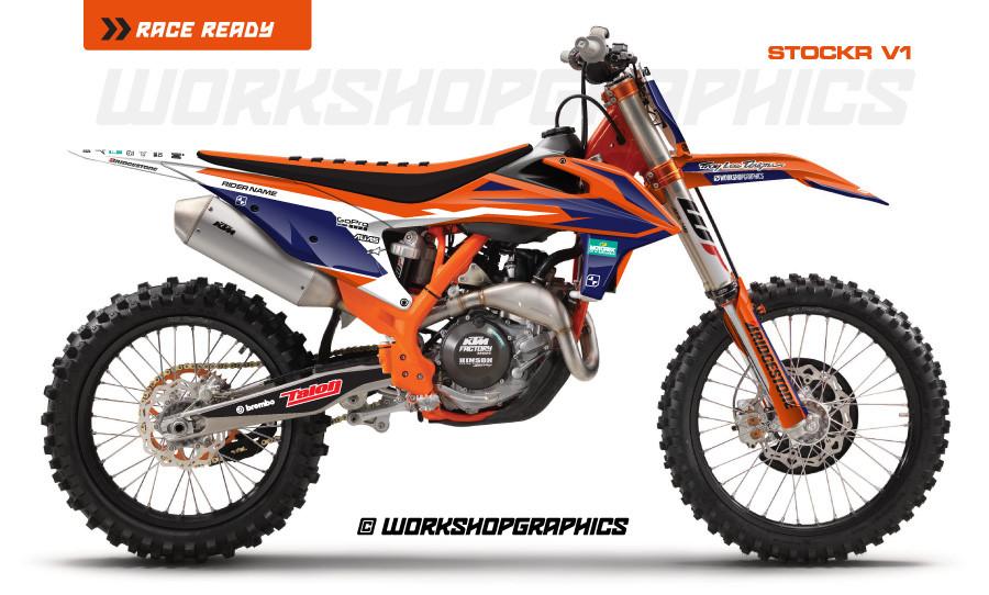 2019 Stock R V1 - Graphics Kit