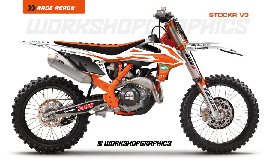 2019 Stock R V3 - Graphics Kit