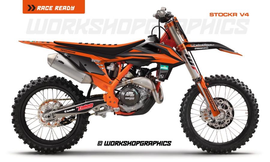 2019 Stock R V4 - Graphics Kit