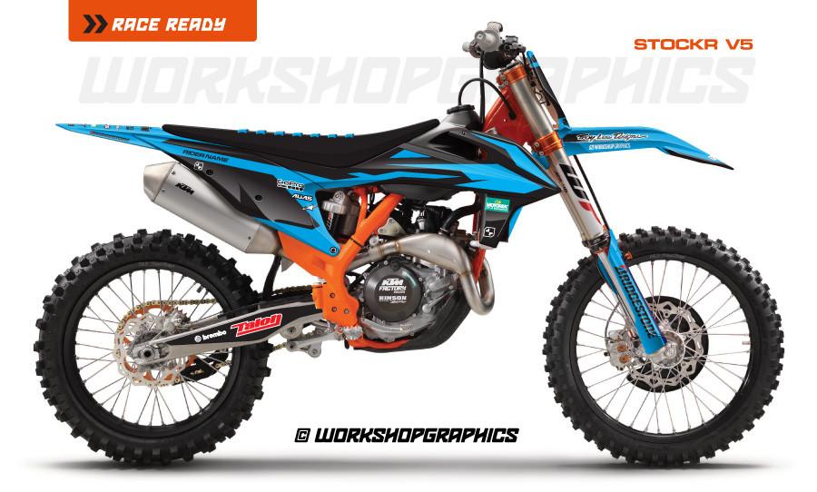 2019 Stock R V5 - Graphics Kit