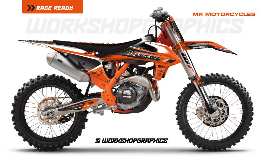 2019 MR Moto - Graphics Kit