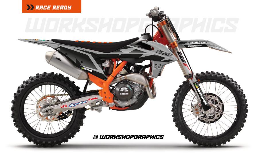 2019 US Race V3 - Graphics Kit