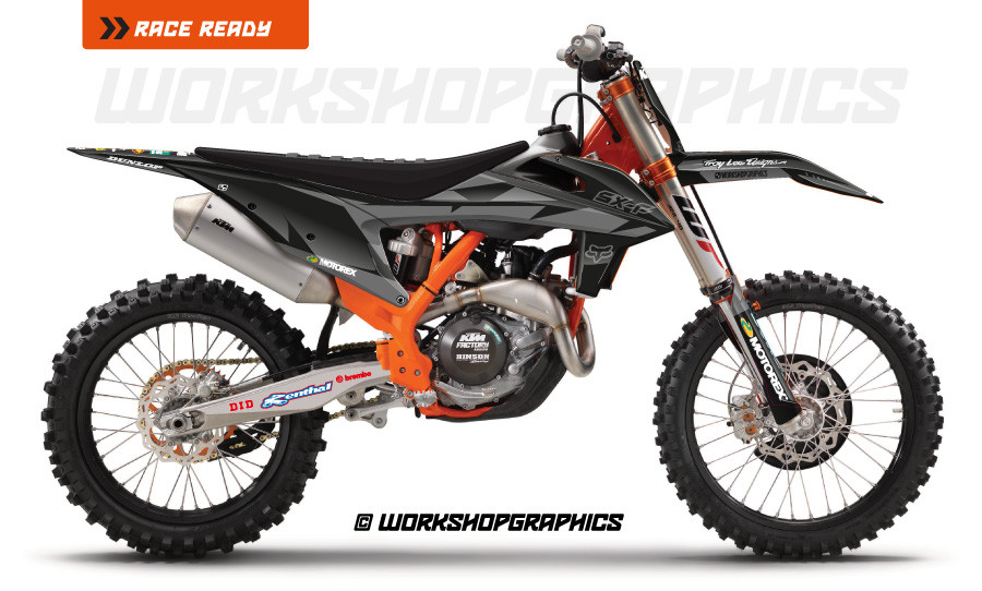 2019 US Race V5 - Graphics Kit