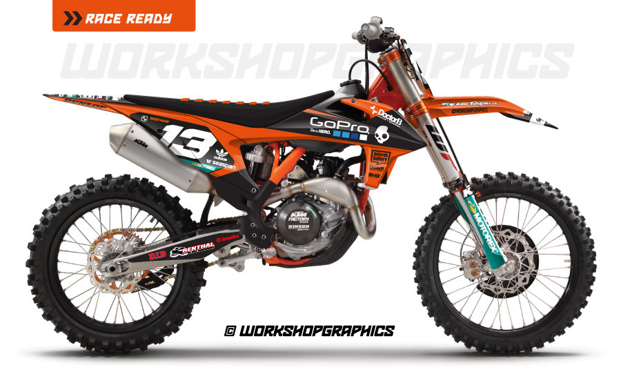 2019 washougal v2- Graphics Kit