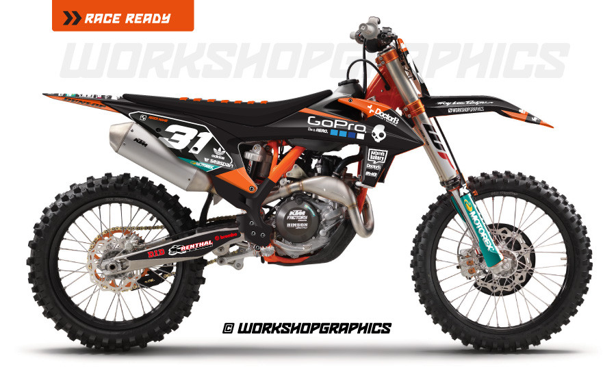 2019 washougal v3- Graphics Kit