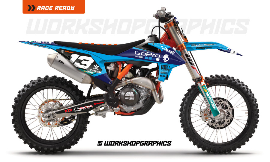 2019 washougal v4- Graphics Kit