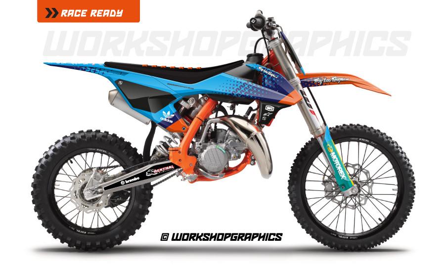 sx85 graphics kits