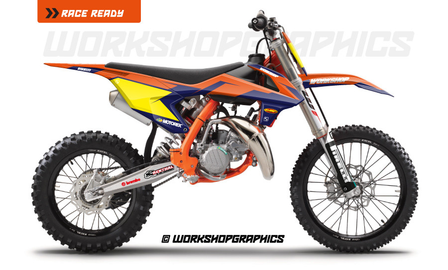 Sx85 Full Graphics kit