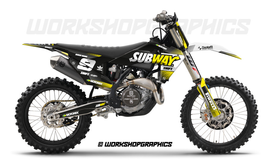Husky Graphics kit