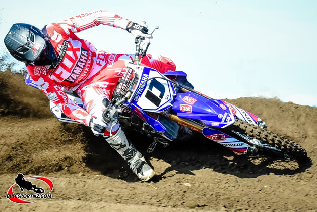 YAMAHA'S STRANGLEHOLD ON NATIONALS