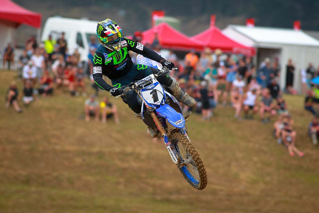 Podium results for all three Altherm JCR Yamaha riders in Rotorua