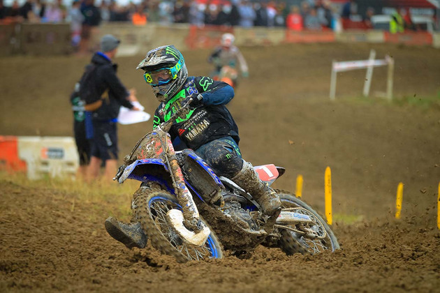 Altherm JCR Yamaha riders all score podiums at NZ Motocross GP in Woodville