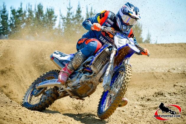 Altherm JCR Yamaha dominates Taupo MX Fest