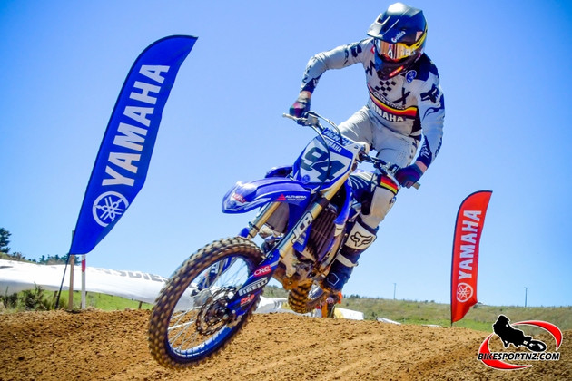 YAMAHA'S LAMONT GOING FROM STRENGTH TO STRENGTH