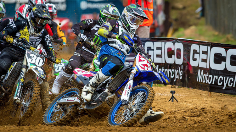 Budd Creek National // 450 overall race results