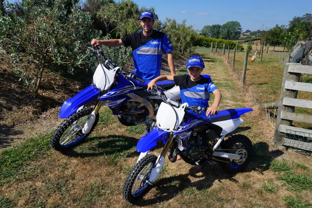 Ben Townley has signed on to become brand ambassador for Yamaha in New Zealand