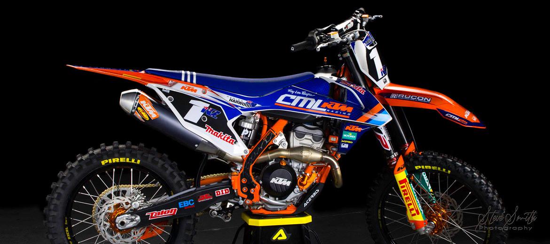 KTM MX Graphics