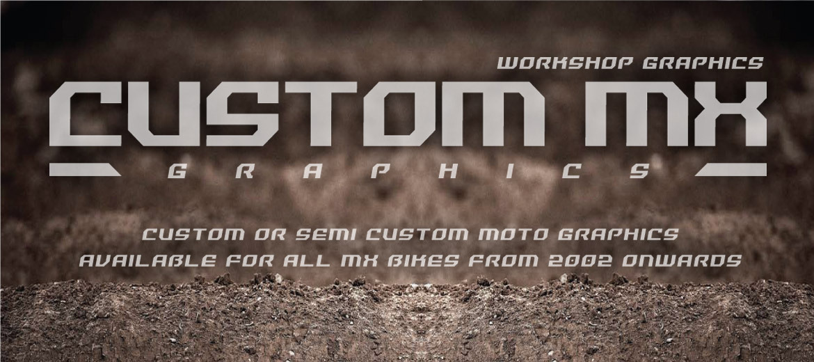 Custome MotoX Graphics