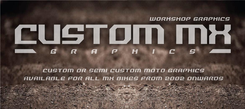 Custome MotoX Graphics
