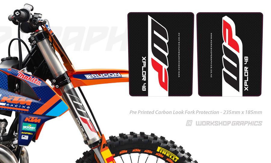 Fork Wrap Carbon - WP Xplor
