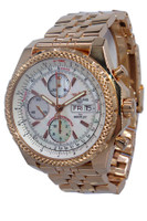 Breitling - Bentley GT Ltd. ed. - 44mm - 18k Rose Gold - MOP Dial - Chronograph - Automatic - Ref. H13363