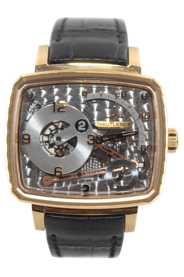 Hautlence HL02 18K Rose Gold Manual Wind