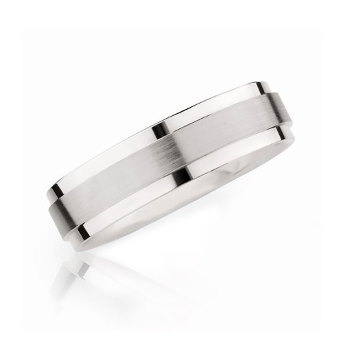 Platinum 6.2mm Wedding Ring