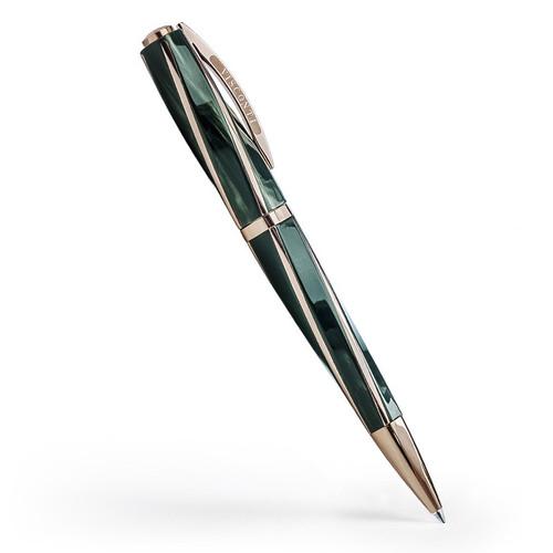 Divina Elegance by Visconti Green Ballpoint Pen