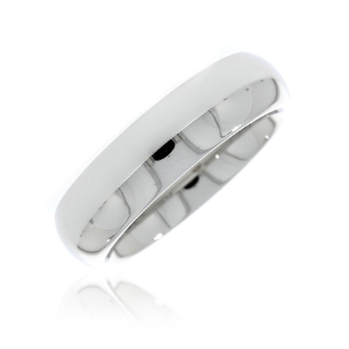 Cobalt 6mm Wedding Ring
