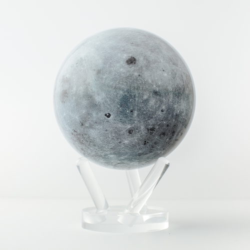 Moon Globe with Acrylic Stand